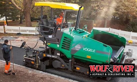 Winneconne Asphalt Paving Services